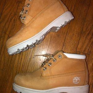 Timberland waterproof boots size 5.5